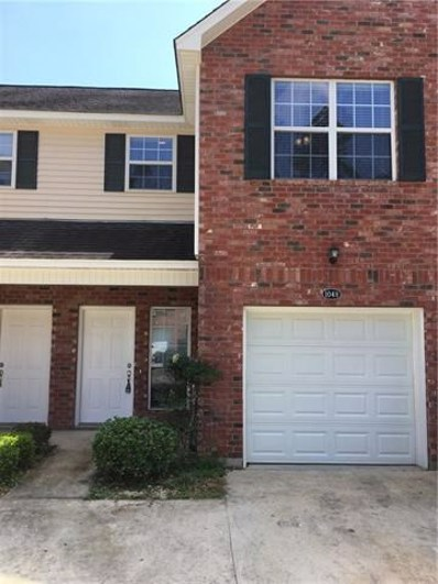 103 Covington Meadows Circle UNIT I, Covington, LA 70433 - #: 2167969