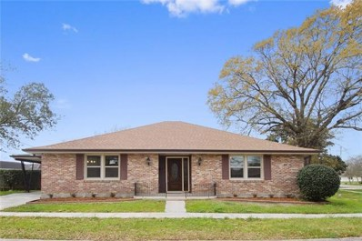 1804 Sandra Avenue, Metairie, LA 70003 - MLS#: 2167970