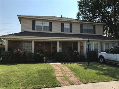864 Hickory Street, Gretna, LA 70056 - MLS#: 2168302