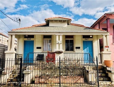 949 St Mary Street, New Orleans, LA 70130 - #: 2168740