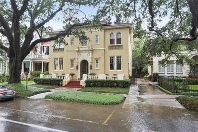 7014 St Charles Avenue UNIT A, New Orleans, LA 70118 - #: 2168767