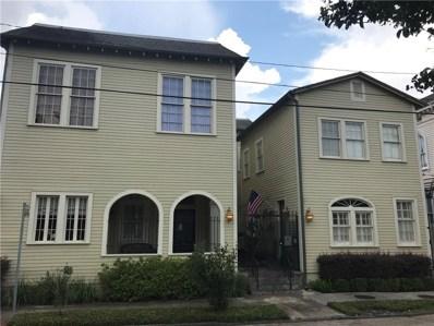 1002 Jackson, New Orleans, LA 70130 - MLS#: 2169142
