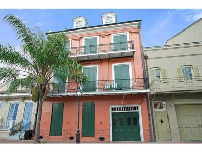 927 Toulouse Street UNIT 3-B, New Orleans, LA 70112 - MLS#: 2169170
