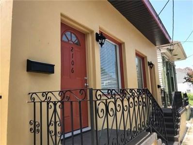2106 Dumaine Street, New Orleans, LA 70116 - MLS#: 2169344