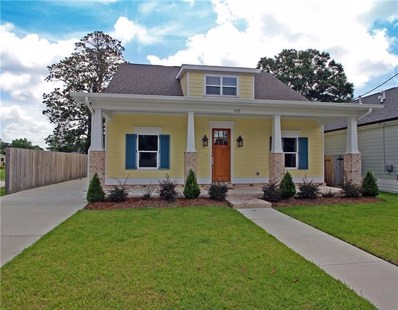 615 Newman Avenue, Jefferson, LA 70121 - #: 2169469