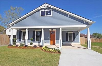 6 Magnolia, Jefferson, LA 70121 - MLS#: 2169475