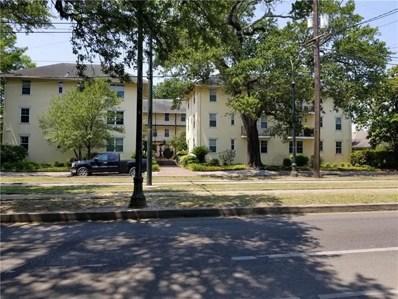 7444 St Charles Avenue UNIT 309, New Orleans, LA 70118 - MLS#: 2169830