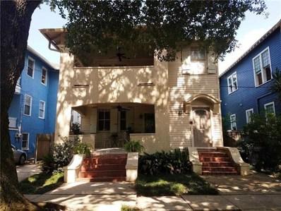 1834 Robert Street, New Orleans, LA 70115 - #: 2169933