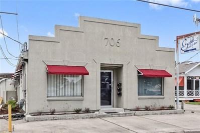 706 Phosphor Avenue UNIT A-B, Metairie, LA 70005 - #: 2170002