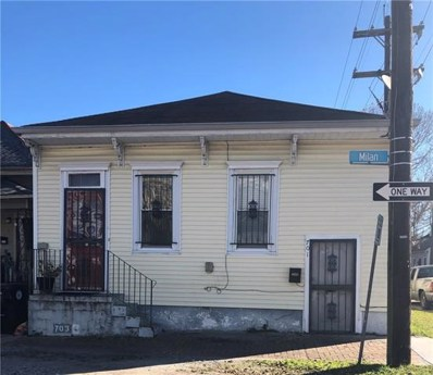 701 Milan Street, New Orleans, LA 70115 - MLS#: 2170050