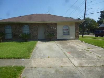 170 Miami Place, Kenner, LA 70065 - #: 2170394