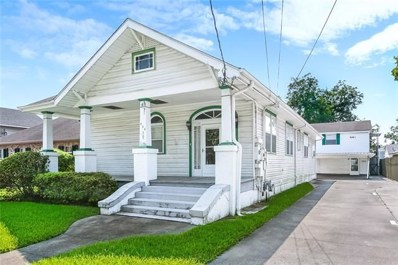 536 Aurora Avenue, Metairie, LA 70005 - MLS#: 2170459