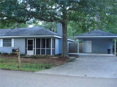 640 Palmetto Street, Covington, LA 70433 - MLS#: 2170895