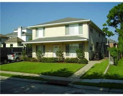 7063 Argonne Boulevard, New Orleans, LA 70124 - #: 2171094