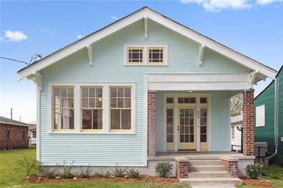 605 Romain Street, Gretna, LA 70053 - MLS#: 2171167