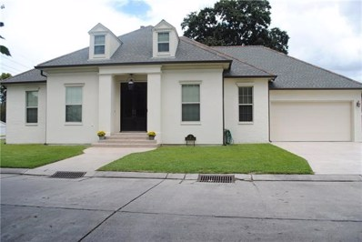 2 Laux Manor, Metairie, LA 70003 - MLS#: 2171199