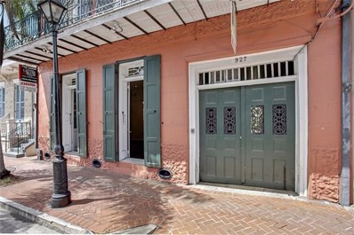 927 Toulouse Street UNIT 1, New Orleans, LA 70112 - MLS#: 2171292