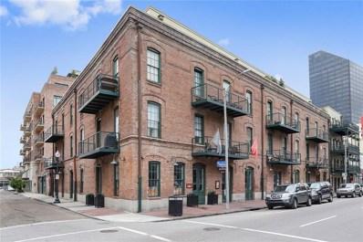 711 Tchoupitoulas Street UNIT 403, New Orleans, LA 70130 - #: 2171298
