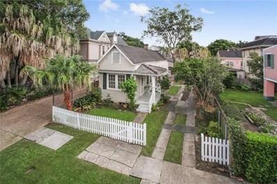 1719 Bordeaux Street, New Orleans, LA 70115 - #: 2171435