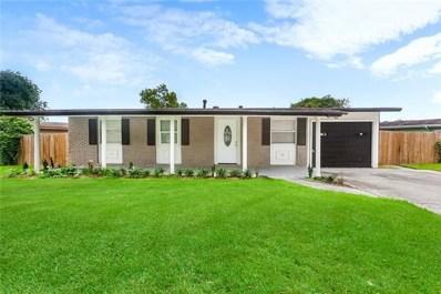 407 Bruce Avenue, Terrytown, LA 70056 - #: 2171550