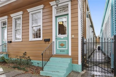 3420 St Claude Avenue UNIT 0, New Orleans, LA 70117 - MLS#: 2171569