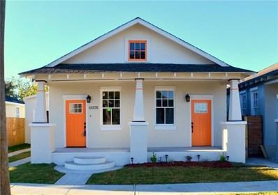 6008 Burgundy Street, New Orleans, LA 70117 - MLS#: 2171605