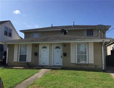 328 36TH Street, New Orleans, LA 70124 - MLS#: 2171619