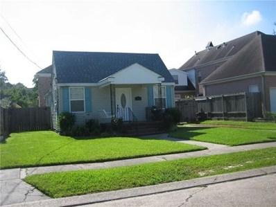 517 Ridgewood Drive, Metairie, LA 70001 - #: 2171663