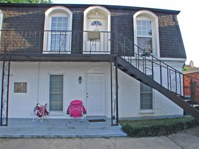 3710 Jean Place UNIT D, Metairie, LA 70002 - MLS#: 2172152