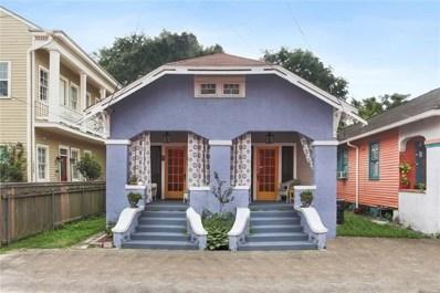 1516 Constance Street, New Orleans, LA 70130 - #: 2172490