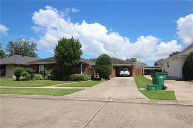 1909 Elizabeth Avenue, Metairie, LA 70003 - MLS#: 2172540