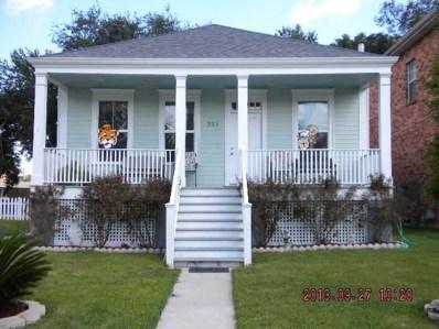 325 22ND Street, New Orleans, LA 70124 - MLS#: 2172553
