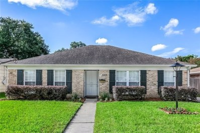 5509 Sabine, Marrero, LA 70072 - MLS#: 2172808