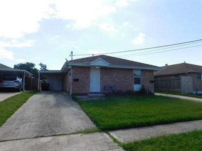 6243 Bellaire Drive, New Orleans, LA 70124 - #: 2172814