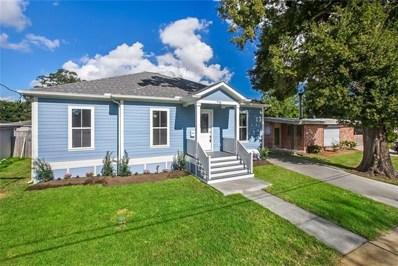 716 Lynnette, Metairie, LA 70003 - MLS#: 2173066