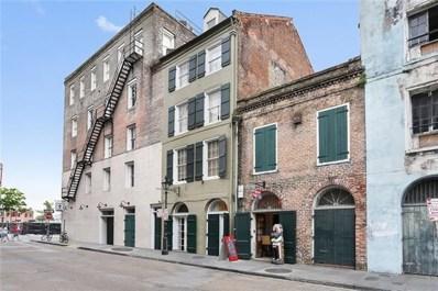 508 Conti Street UNIT 3, New Orleans, LA 70130 - MLS#: 2173146