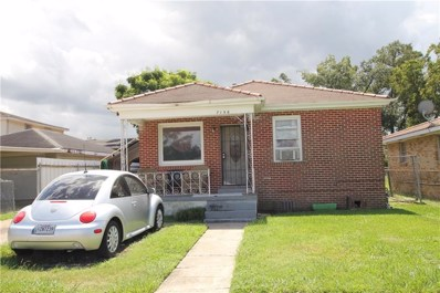 7156 Warfield, New Orleans, LA 70126 - MLS#: 2173196