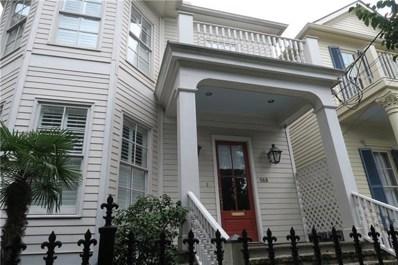 568 Joseph Street, New Orleans, LA 70115 - #: 2173235