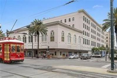 1201 Canal Street UNIT 255, New Orleans, LA 70112 - MLS#: 2173266