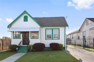 1737 Congress, New Orleans, LA 70117 - MLS#: 2173795