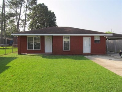 2109 7TH Street, Harvey, LA 70058 - MLS#: 2174102