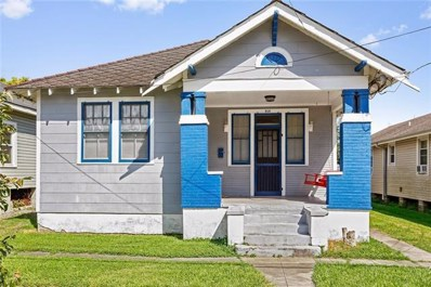 516 Monroe Street, Gretna, LA 70053 - MLS#: 2174330