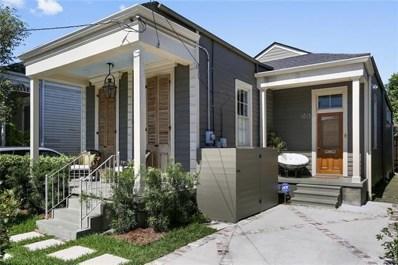 550 Octavia Street, New Orleans, LA 70115 - #: 2174333