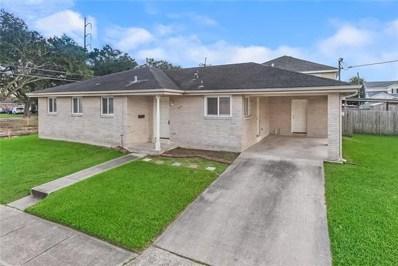 300 35TH Street, New Orleans, LA 70124 - MLS#: 2174499