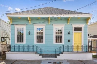 924 N Miro Street, New Orleans, LA 70119 - MLS#: 2174548