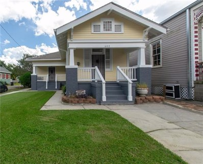 602 Pacific Avenue, New Orleans, LA 70114 - MLS#: 2174750