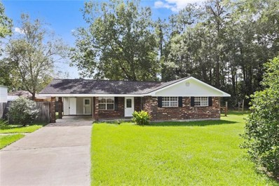 1606 Madison Street, Franklinton, LA 70438 - MLS#: 2174952