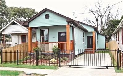 2620 Mistletoe Street, New Orleans, LA 70118 - MLS#: 2175039