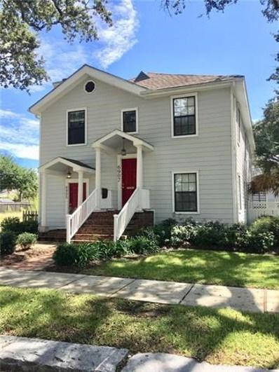 6907 Vicksburg Street, New Orleans, LA 70124 - #: 2175163