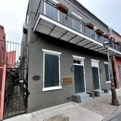 433 Burgundy, New Orleans, LA 70112 - MLS#: 2175218